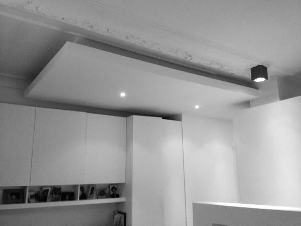 rénovation appartement haussmanien compris design