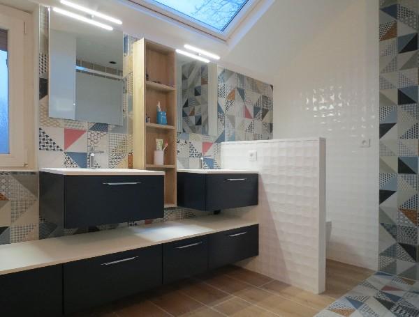 Noyelles sur Selle: dépot de permis de construire pour extension; studio pour PMR projet de conception.